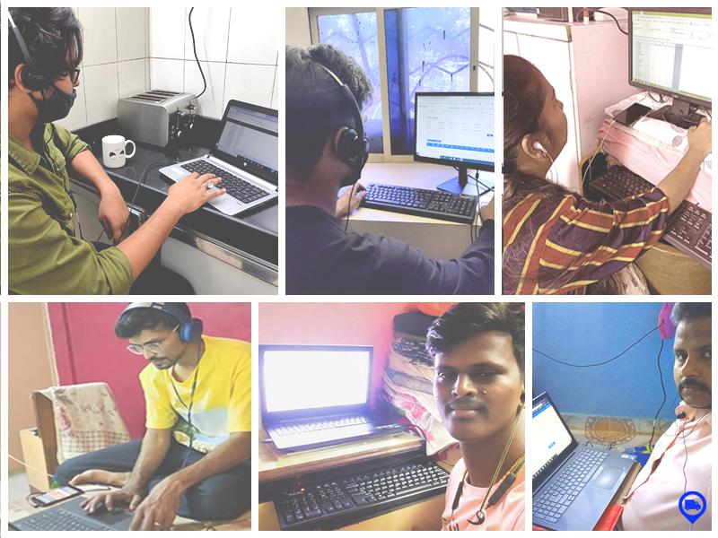 Porter Call Center Team